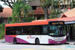 SBS Transit Scania K230UB Euro IV (SBS8275Y) - Service 229
