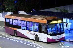 SBS Transit Scania K230UB Euro IV (SBS8298G) - Service 55A