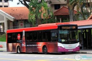 SBS Transit Scania K230UB (SBS8413R) - Service 24
