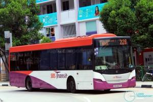 SBS Transit Scania K230UB (SBS8571S) - Service 228