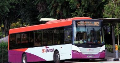 SBS Transit Scania K230UB (SBS8743M) - Service 102