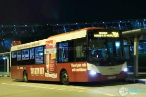 SBS Transit Scania K230UB Euro V (SBS8866S) - Service 70A