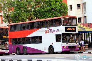SBS Transit Volvo Olympian (SBS9633R) - Service 13A