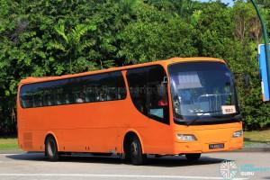 Isuzu LT134P (PA8569D) on Sentosa Bus 2