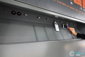 Project Bus Stop - Charging Ports