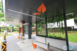Project Bus Stop - Greenery elements