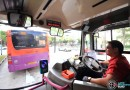 SBS Transit and SMRT Bus Captains on Go-Ahead routes