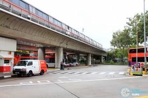 Yio Chu Kang Interchange - Bus Park