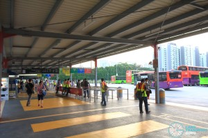 Punggol Interchange under Go-Ahead