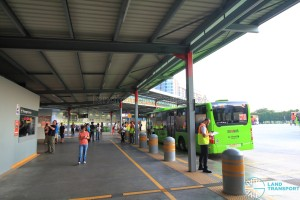 Punggol Interchange under Go-Ahead