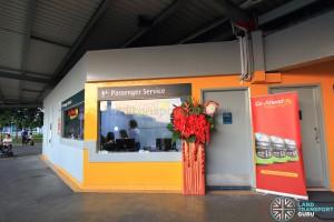 Go-Ahead Interchange office