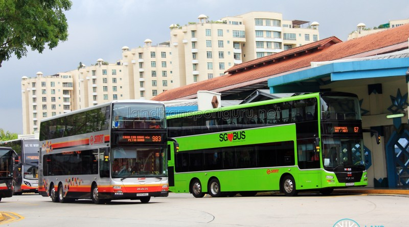 SG-plated A95s in different liveries
