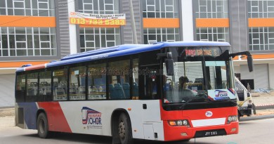 Maju Higer KLQ6128G (JPY5103) - Route P402