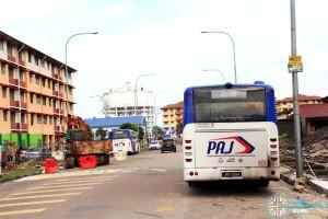 PPR Sri Stulang - Parking