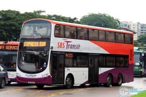 SBST Volvo B9TL (SBS3519C) - Express 506
