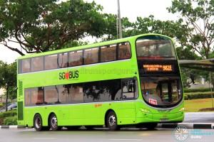SMRT Volvo B9TL (SG5137U) - Service 982E