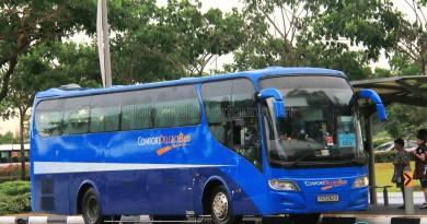 ComfortDelGro Bus Isuzu LT133P (PA5262H) - City Direct 653