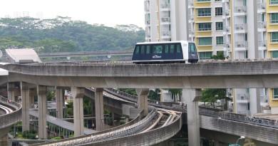 Punggol LRT System - Mitsubishi Crystal Mover Set 29