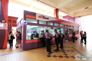 Bishan Interchange - SBS Transit office