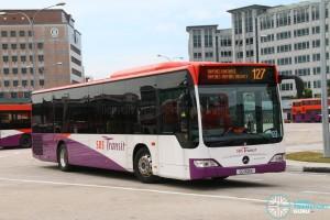SBST Mercedes-Benz O530 Citaro (SG1106K) - Service 127