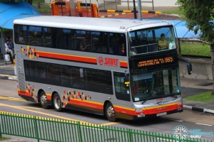 SMRT MAN A95 (SMB5904U) - Service 965