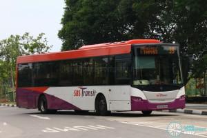 SBS Transit Scania K230UB (SBS8569A) - Service 39