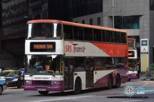 SBST Volvo Olympian 3-Axles (SBS9603C) - Premium 544