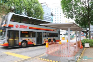 Abolished Bus Stop 07529: SMU, Bencoolen St