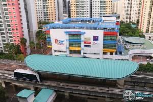 Coral Edge Station - Punggol East LRT