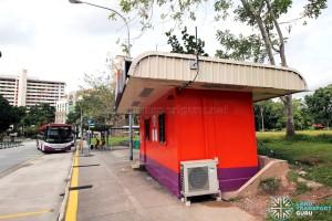 Ghim Moh Bus Terminal - Terminal office