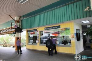 HarbourFront Bus Interchange - Interchange Office