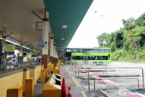 HarbourFront Bus Interchange - Bus Park