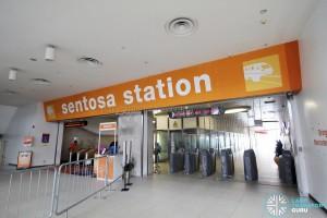 Station Entrace