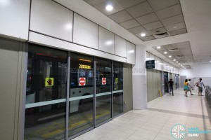 Ang Mo Kio Bus Interchange - Alighting berth