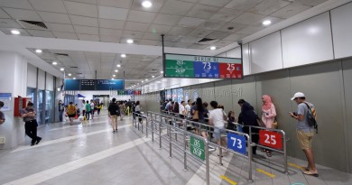 Ang Mo Kio Bus Interchange - Berth B2