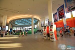 Sentosa Station - Concourse