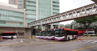 Toa Payoh Interchange - Bus Park