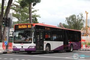 SMRT Mercedes-Benz Citaro (SG1034J) - Service 853