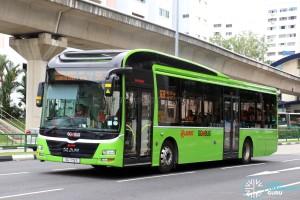 SMRT MAN A22 (SG1719S) - Service 963R