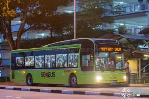 SMRT MAN A22 (SG1724B) - Service 903M