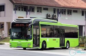 Tower Transit MAN NL323F (SMB3051T) - Service 941