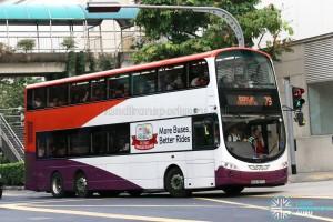 Tower Transit Volvo B9TL Wright (SBS3397L) - Service 79
