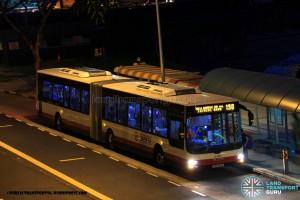 SMRT MAN A24 (SMB388S) - Service 190