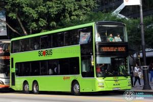 SMRT MAN A95 (SG5798L) - Service 850E