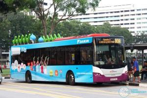 SBS Transit Scania K230UB (SBS8700L) - Service 80A