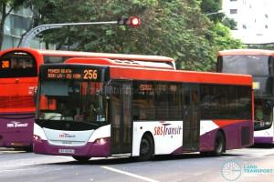 SBS Transit Scania K230UB (SBS8898A) - Service 256