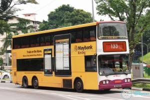 SBS Transit Volvo B10TL (SBS9841G) - Service 133