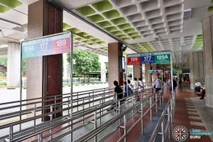 Bukit Batok Bus Interchange - Berth B5