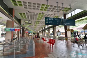 Bukit Batok Bus Interchange - Berth B3