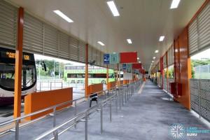 Changi Business Park Bus Terminal - Concourse